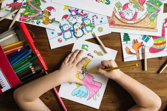 O desenvolvimento da criança e o desenho