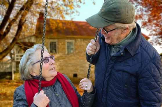 Envelhecer activo e feliz