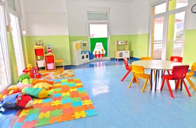 Educação pré-escolar