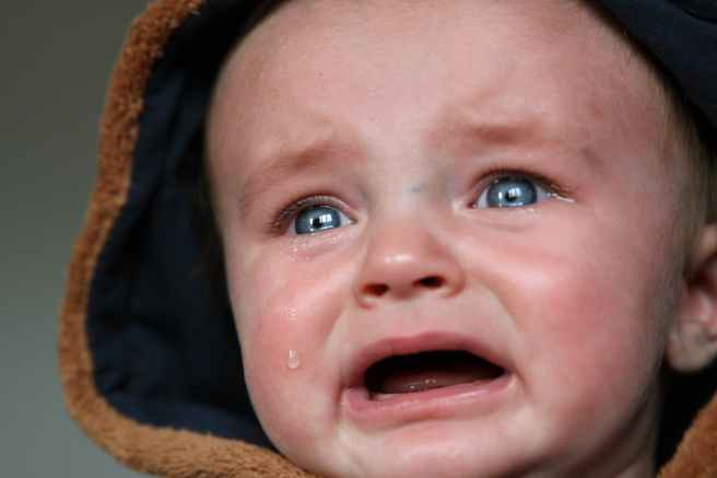 Bebé que chora