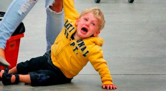 Comportamento difícil da criança