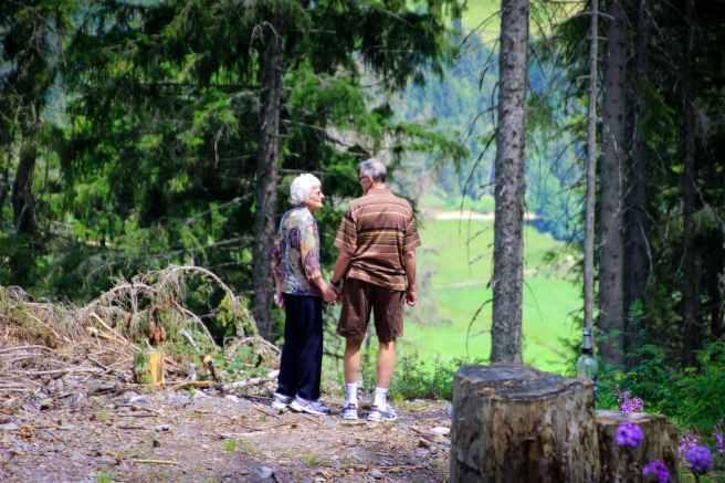 Avaliação idosos