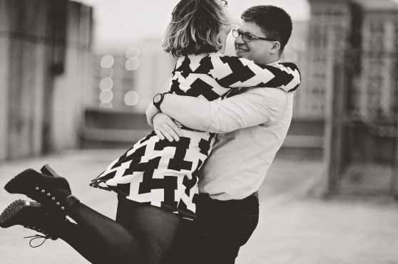 O poder do abraço