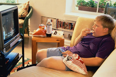 Excesso de peso infantil