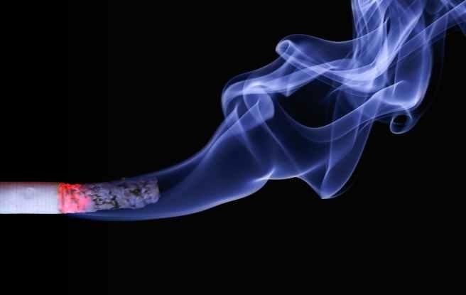 Dependência do tabaco