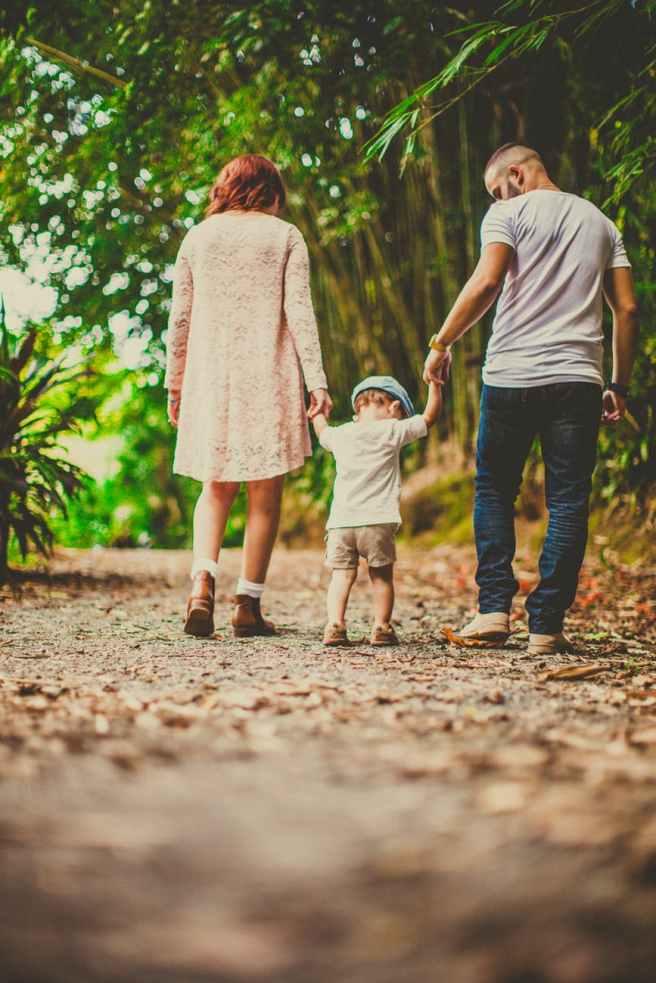 A criança na família
