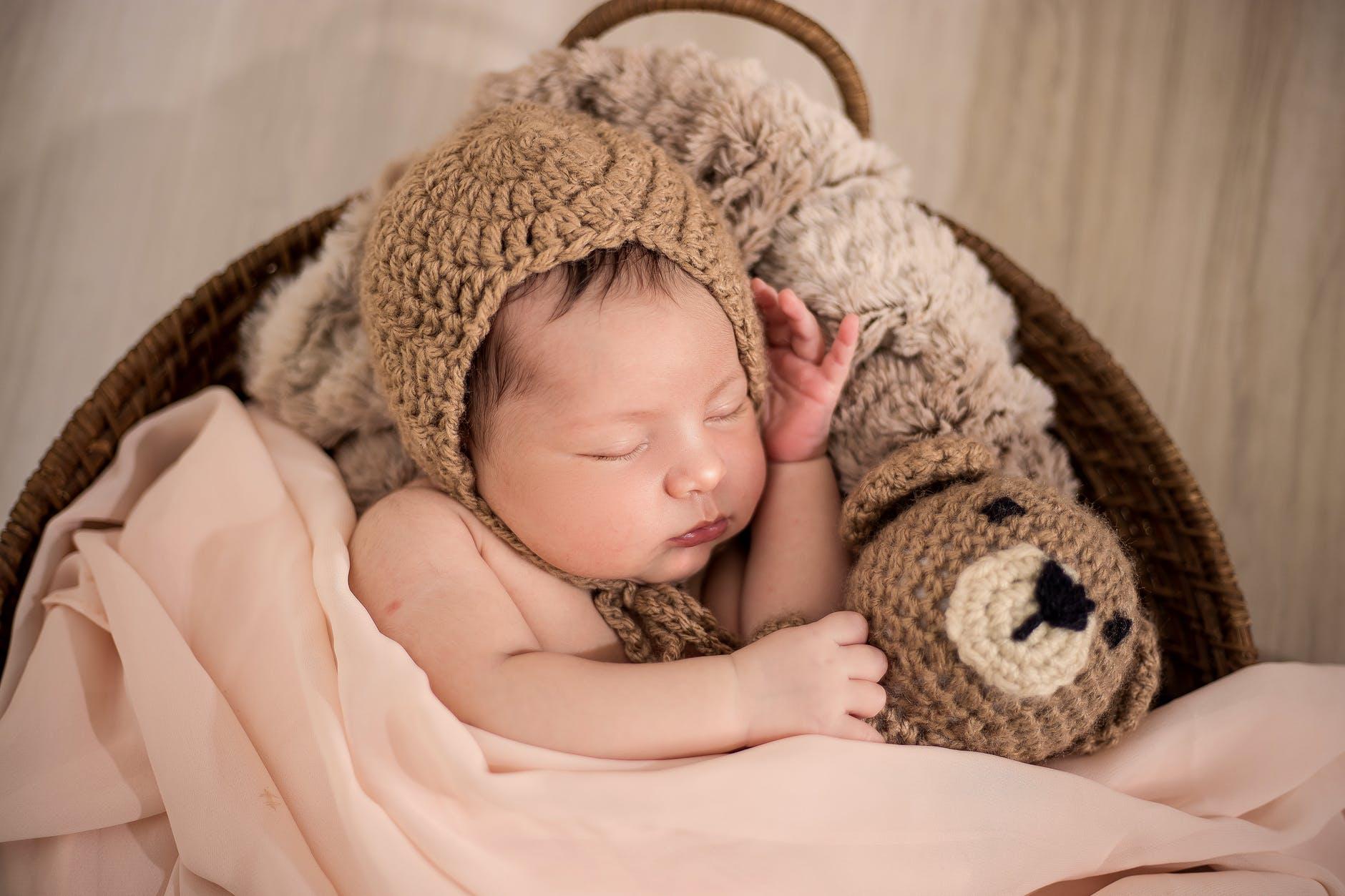 O sono da criança